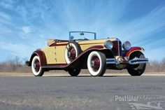 Cord L-29 Cabriolet 1931 for sale