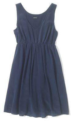 So cute. I love to throw on a simple dress like this on hot days.