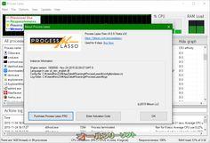 Process Lasso 8.8.9.7 Beta  Process Lasso--Process Lassoについて--オールフリーソフト