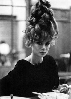 We'll take Manhattan (2012): ana_lee — ЖЖ Jean Shrimpton, Richard Avedon, Velvet Sky, 60s Hair, Vogue, Retro Hairstyles, Hairstyles Videos, Wedding Hairstyles, Hairspray