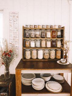 DIY Waste Free Pantry - Spell & the Gypsy Collective #wastefreeliving