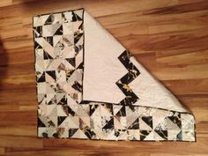 My very first quilt!