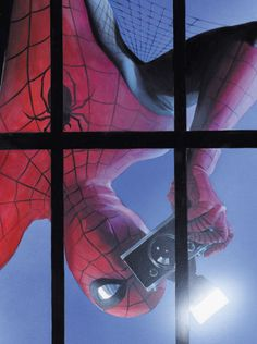 Spiderman by Alex Ross