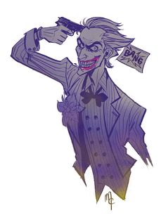 @sweetsapphoria ;) My first Joker