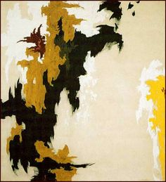 abstract expressionist clyfford still, reclusive, elusive, brilliant art world drop-out. on his death he bequethed his entire collection,. Clyfford Still, Willem De Kooning, Richard Diebenkorn, Jackson Pollock, Edward Hopper, Mark Rothko, Francis Picabia, Oil Painting Reproductions, Art Graphique