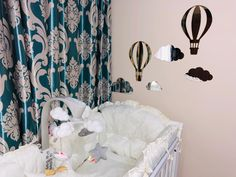 Balloons, Sky, Curtains, Home Decor, Heaven, Globes, Blinds, Decoration Home, Room Decor