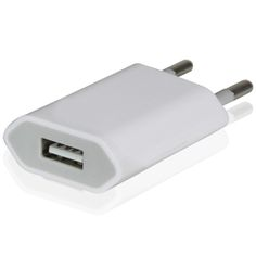 [$1.17] 5V / 1A EU Plug USB Charger for iPhone 6 & 6 Plus, 5 & 5C & 5S, iPhone 4 & 4S, iPhone 3G & 3GS(White)