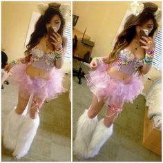 edc outfits - Google Search