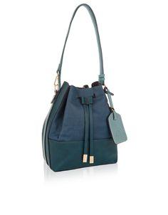 Pandora Duffle Bag | Blue | Monsoon