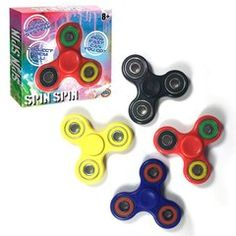 Fidget Spinners,Fidget Cubes and other Fidget Toys: Awesome deals only at Smyths Toys UK Fidget Cube, Fidget Toys, Toys Uk, Spin, Creative