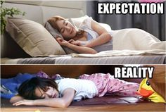 SNSD Taeyeon Expectation-Reality Meme