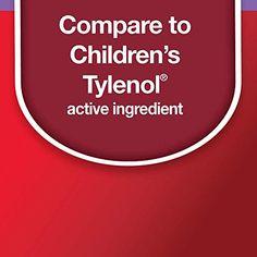 Primary Care Acetaminophen Kids's Ache Reliever Oral Suspension Liquid, four Ounce