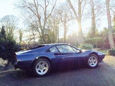 Ferrari 308 GTB   | Drive a Ferrari  @ http://www.globalracingschools.com