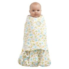 Swaddle your baby safely and easily with the HALO SleepSack® Swaddle - available at Target!