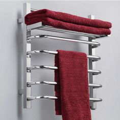 9 Best Towel Rack Placement Images Bathroom Towel