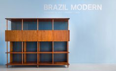 Coming on the heels of its 'Lina Bo Bardi + Roberto Burle Marx' exhibition earlier this year, New York design gallery R. & Company has opened an impressive new show, 'Brazil Modern' that includes those two earlier subjects—Bo Bardi and Bu...
