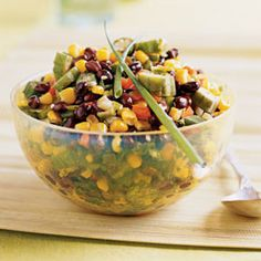 Corn and Summer Vegetable Sauté | MyRecipes.com