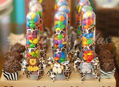 Atelier de Festas: Festa Safari de menina - Sofia