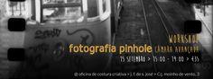 Fotografia Estenopeica - câmara avançada