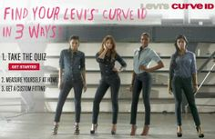 Levis Curve ID