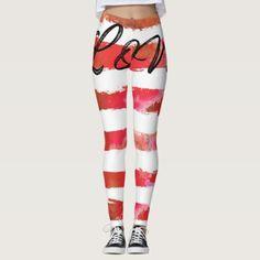Love Leggings - patterns pattern special unique design gift idea diy