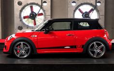 Mini Cooper S and JCW Powerkit by AC Schnitzer