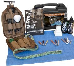 Sign Up for Updates and Enter to Win a M-Pro7 Advanced Small Arms Cleaning Kit valued at $215.95