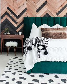 Bedroom Door Design, Bedroom Doors, Bedroom Inspo, Bedroom Wall, Girls Bedroom, Master Bedroom, Bedroom Ideas, Tribal Bedroom, Bedrooms