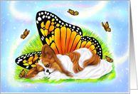 Mystical Monarch card