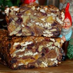 fruit and nut cake (