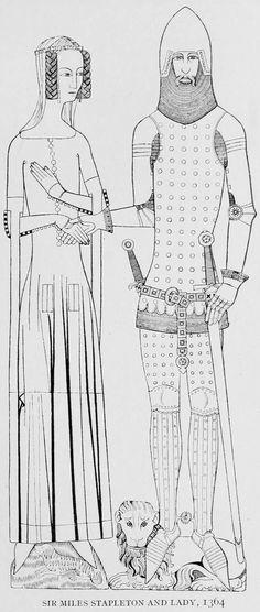 Miles Stapleton (1364)