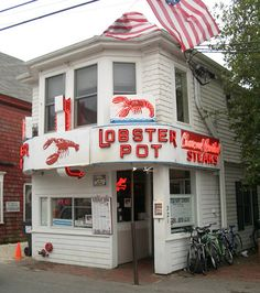 Provincetown, MA.. The food was incredible. One of my favorites