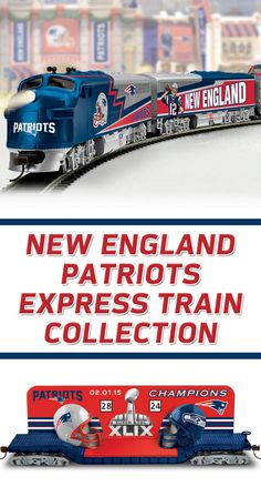 The Pats have claimed their 4th rightful NFL Super Bowl title; are you ready to board the victory train?