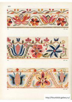 Estonian Folk Art Embroidery