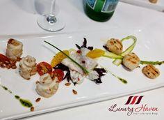 Etna Italian Restaurant, Food Bursting with Flavours!