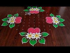 Easy chukkala muggulu Easy rangoli Simple rangoli Thanks for watching 🙏🙏 Please like share comment below fo. Rangoli Borders, Rangoli Border Designs, Rangoli Patterns, Rangoli Designs With Dots, Rangoli With Dots, Beautiful Rangoli Designs, Doodle Patterns, Kolam Dots, Diwali Drawing