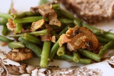 Green beans, yes, green beans i-love-to-cook