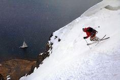 Behind the Shot: Ski to Sea in Iceland's Glacier Fjords