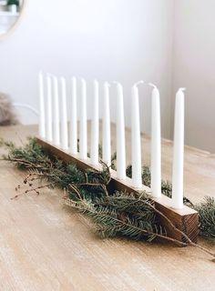 Natural Christmas, Noel Christmas, Simple Christmas, Xmas, Christmas Ornament, Scandinavian Christmas Decorations, Decoration Christmas, Holiday Decor, Scandinavian Candles