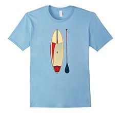 SUP Stand UP Paddle Board Surfer Riding Wave Mens T-shirt  - Male Small - Baby Blue Jujubella http://www.amazon.com/dp/B01AL32MXS/ref=cm_sw_r_pi_dp_XALMwb0760HSV