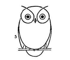 How to Draw an Owl - with Printable Worksheet Kids Vintage Printable - Draw Some Owls - The Graphics Fairy<br> Learn how to Draw an Owl with this free Printable Drawing Lesson Activity Page. There are 3 different Style Owls on the page. Easy and fun! Drawing Lessons, Art Lessons, Owl Crafts, Vintage Owl, Graphics Fairy, Owl Art, Vintage Children, Embroidery Patterns, Owl Embroidery