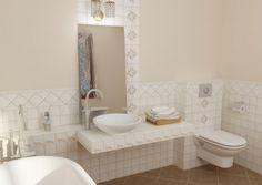 Wenecka biała - lovely tiles