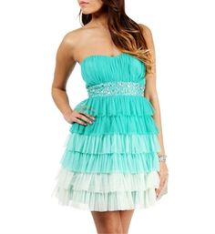 something i would wear to prom in middle and high school