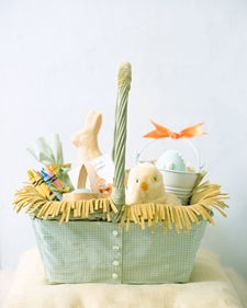 Cover for Easter basket
