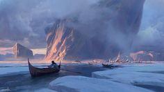 Glacier by EytanZana on DeviantArt