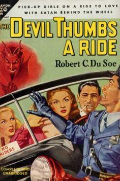Avon Books - The Devil thumbs a ride - Robert C. Du Soe