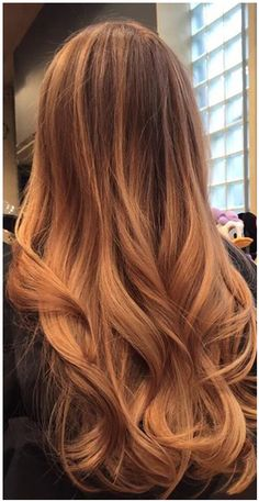 pl / … - All For Hair Color Trending Ginger Hair Color, Hair Color And Cut, Balayage Hair, Ombre Hair, Haircolor, Strawberry Blonde Hair, Brown Blonde Hair, Auburn Hair, Hairstyles Haircuts