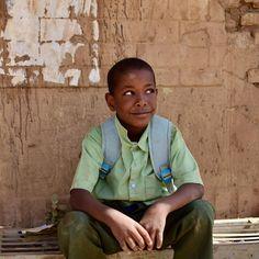 Paul Hayes, Tuti, Sudan.