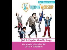 Kidmin Worship Vol 2 Popular Worship Songs preview by Yancy - YouTube