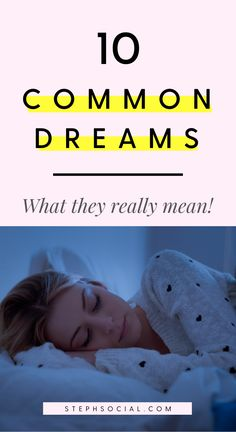Are your dreams trying to tell you to change your life? Meaning of your dreams. dreams decoded. dream symbols. life lessons. mindfulness. life hacks. self growth. self awareness. How to fall asleep quickly. psychology facts. psychic development. subconscious mind psychology facts. personal development. self healing. Sleep tips. self help, #subconscious #psychology #dreams #psychic #selfhelp #lifelessons #personaldevelopment #selfhealing #selfimprovement #awakening #sleep How To Fall Asleep Quickly, Types Of Dreams, Facts About Dreams, Dream Symbols, Dream Meanings, Sleep Issues, Dream Interpretation, Personal Development Books, Psychic Development